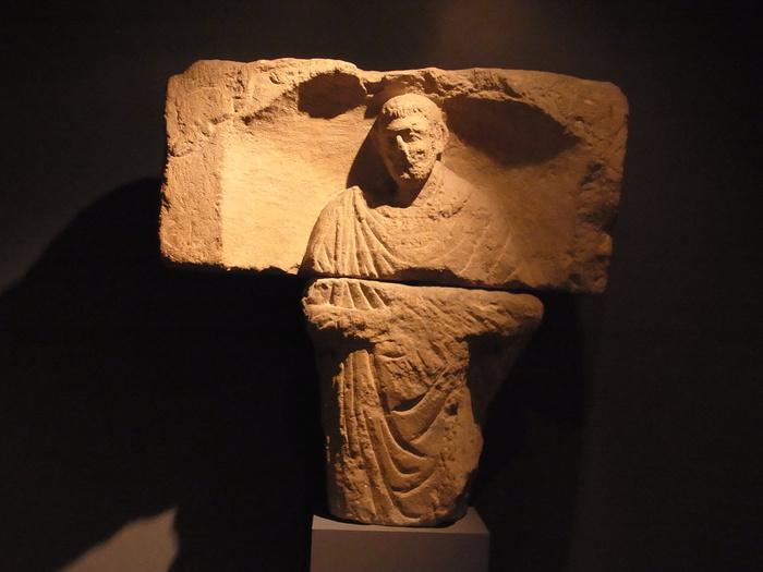 ローマ時代の浴場 ローマンバス(The Roman Baths)_d0116009_1111246.jpg