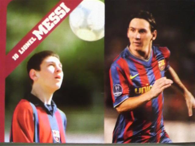 A Happy New Messi: メッシ4年連続バロンドール!【最も幸福な人とは最も多くの人に幸福をもたらす人】_e0171614_12323371.jpg