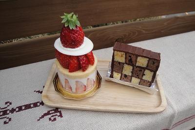 明日のケーキのご紹介♪_e0170128_1012377.jpg