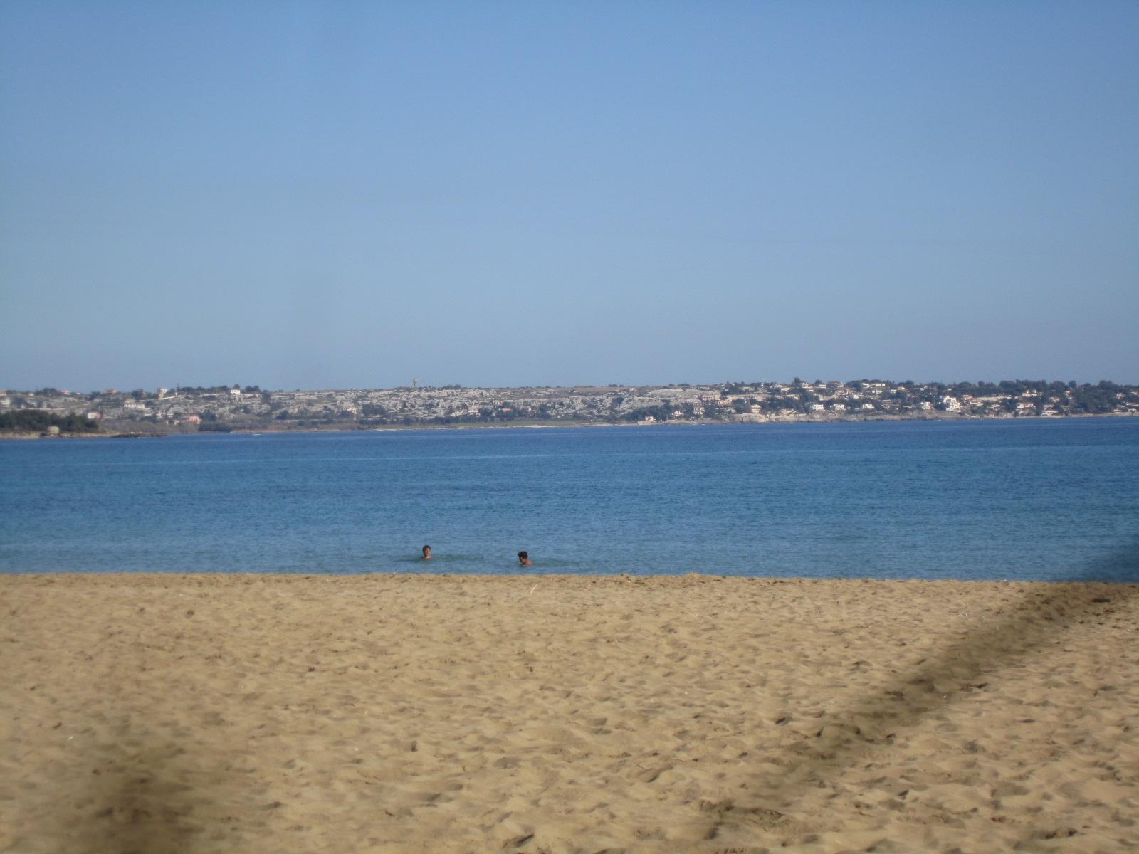 年末の海水浴 バゥ_d0084229_1241735.jpg