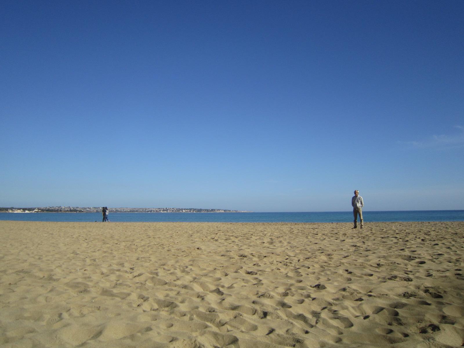 年末の海水浴 バゥ_d0084229_12421080.jpg