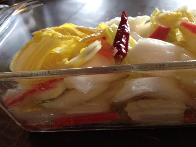 白菜の簡単甘酢漬け_c0069247_8573162.jpg