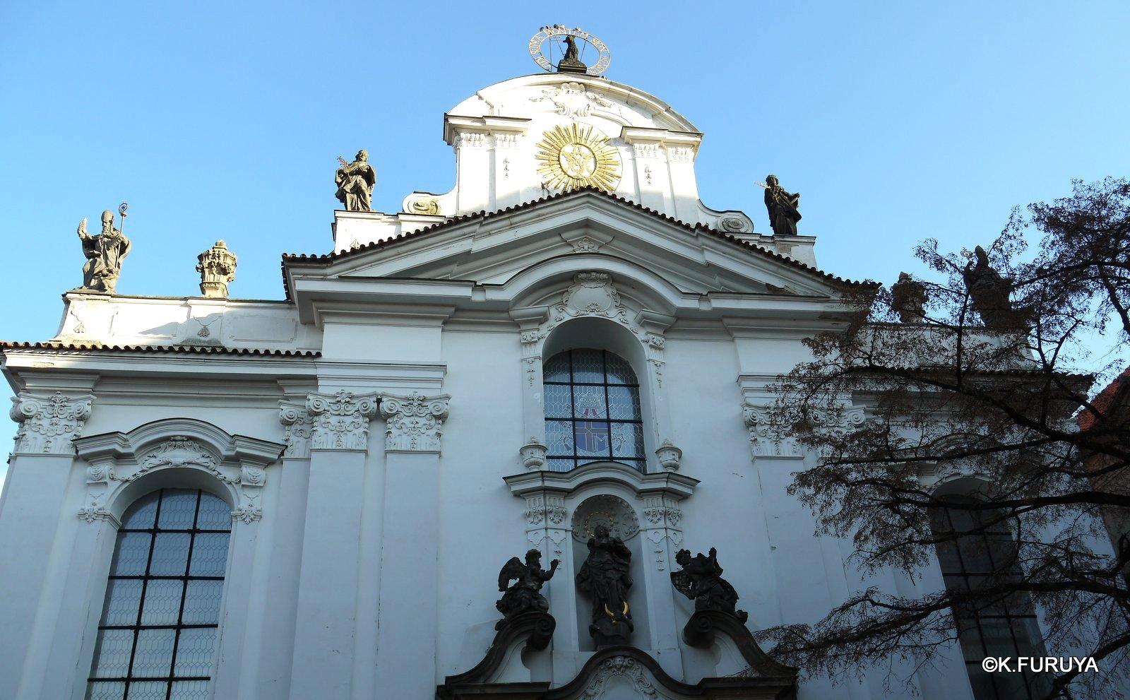 プラハ 1  ストラホフ修道院_a0092659_21544915.jpg