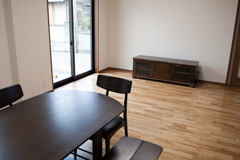 店舗を兼ねた1階フロアの全面改装〜その5〜_a0163962_11463433.jpg