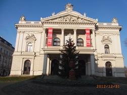 Czech Republic チェコ第2の都市ブルノ_e0195766_22314954.jpg