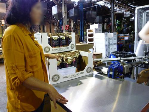 大人の社会見学!LION COFFEE FACTORY 工場見学ツアーに参加@ハワイでごはん2012秋_c0152767_22521967.jpg