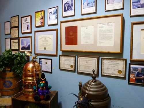 大人の社会見学!LION COFFEE FACTORY 工場見学ツアーに参加@ハワイでごはん2012秋_c0152767_2254989.jpg