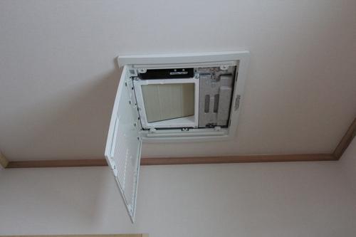 Q1住宅X2刈和野:熱交換換気システム_e0054299_11415052.jpg