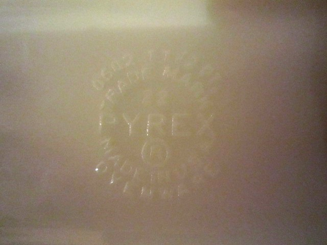 "Used \""OLD PYREX & ANCHOR HOCKING\"" ご紹介_f0191324_10515799.jpg"