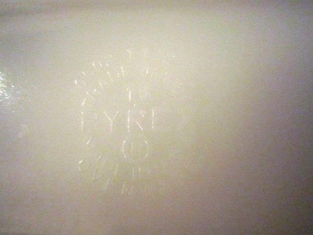 "Used \""OLD PYREX & ANCHOR HOCKING\"" ご紹介_f0191324_10522338.jpg"