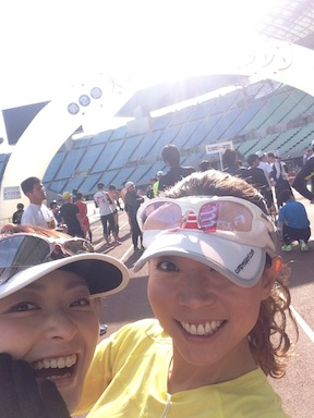☆豊崎えびす&長居国際マラソンその2☆_c0187025_053097.jpg