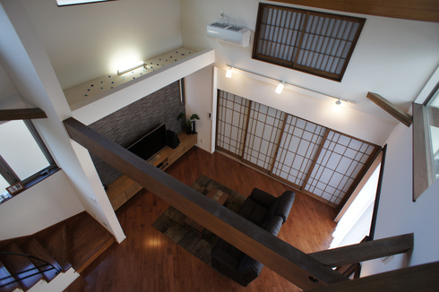 ~家事効率のいい暮らしを楽しむ~★やわらかな光に包まれる家★の写真をホームページに記載しました_d0082356_2141818.jpg