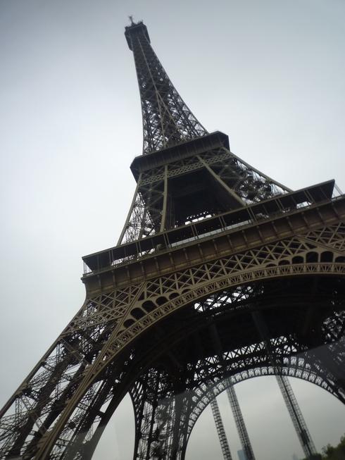 新年最初の日曜日 Epiphany 2013 主の公現(こうげん)@ Ladurée  Bonaparte +MOMI-Paris。.☆*† _a0053662_23383950.jpg
