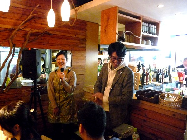秋田 meets THAILAND! ~Yum! Yam! SOUL SOUP KICHEN 秋田ver.~_e0152073_124338.jpg