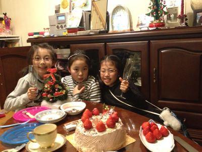 クリスマスパーティ_e0249196_12543541.jpg