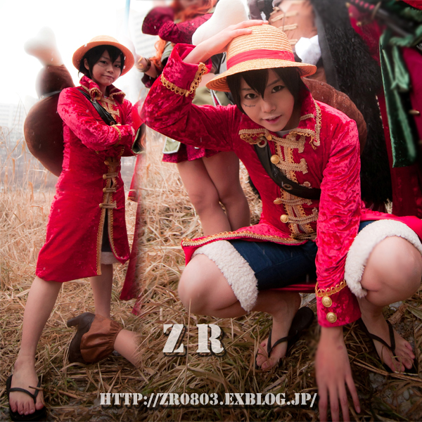 [ZR ]ONE PIECE FILM Z-モンキー・D・ルフィ_b0273504_5574559.jpg