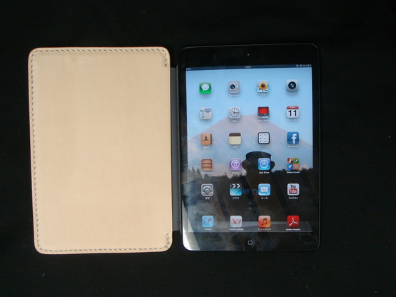 iPad mini  Smart Cover_b0214847_2155546.jpg