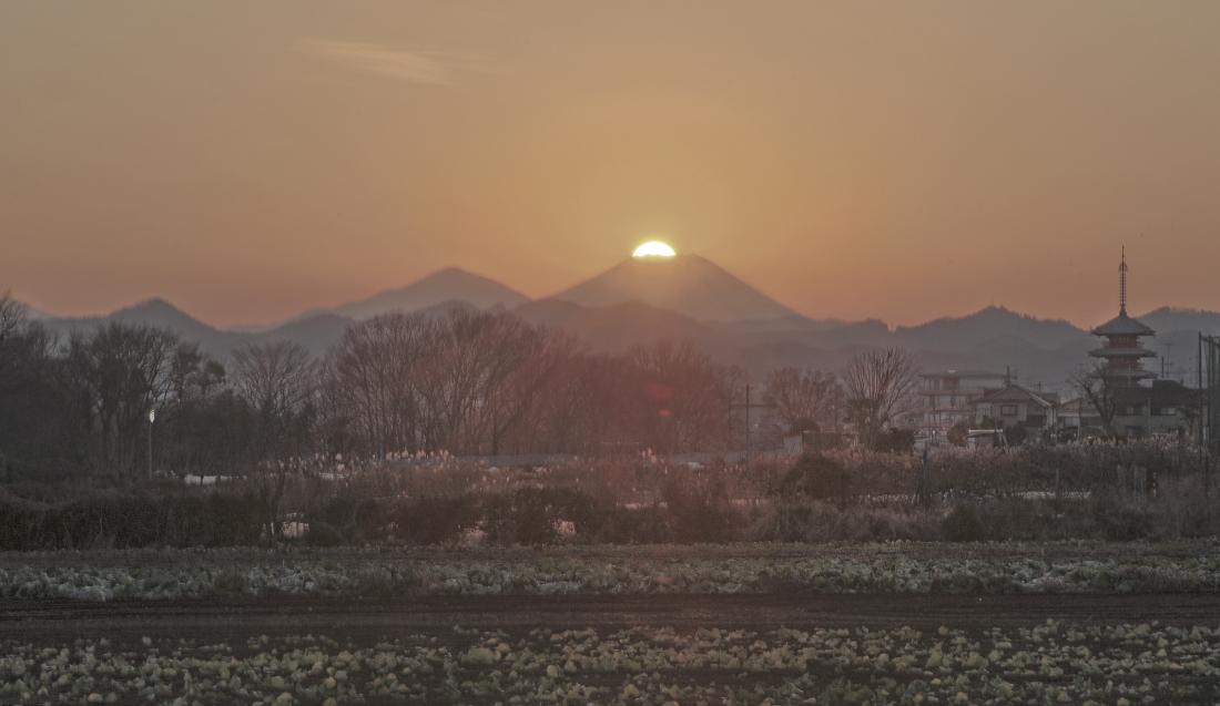 八王子市ダイヤモンド富士_a0150260_271619.jpg