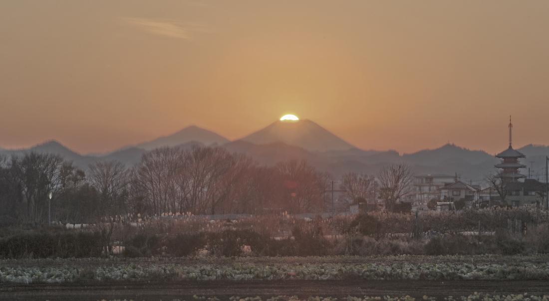 八王子市ダイヤモンド富士_a0150260_2733100.jpg