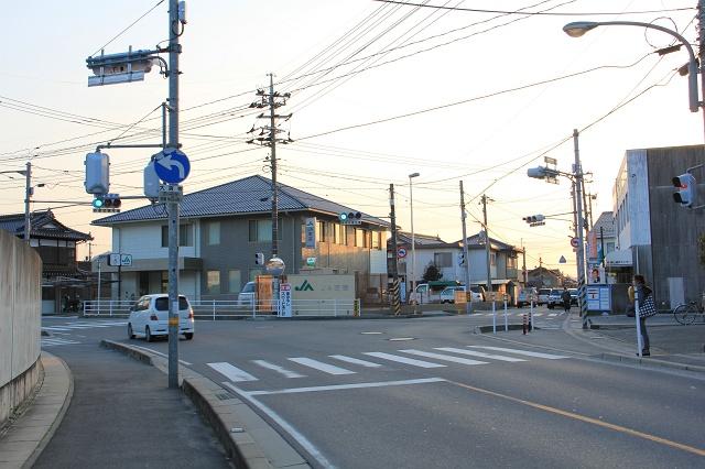 熊野町萩原交差点付近の現在_b0095061_9563378.jpg