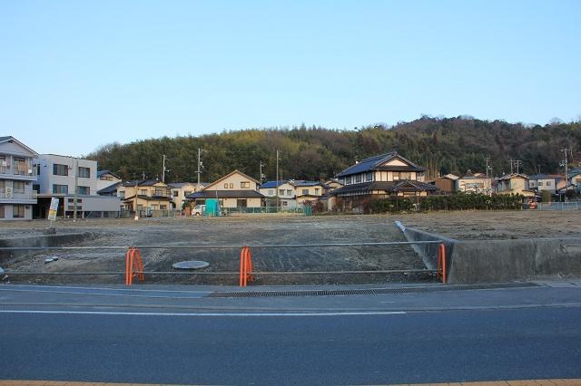 熊野町萩原交差点付近の現在_b0095061_9574541.jpg
