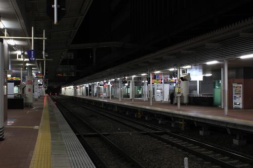 青春18きっぷ 鹿児島帰郷の旅 博多駅_d0202264_1683320.jpg