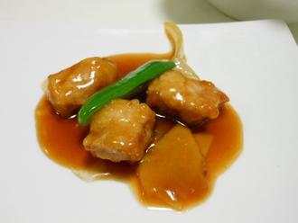 かぼちゃ 中華料理、飲茶、点心  武庫之荘_d0083265_14303624.jpg