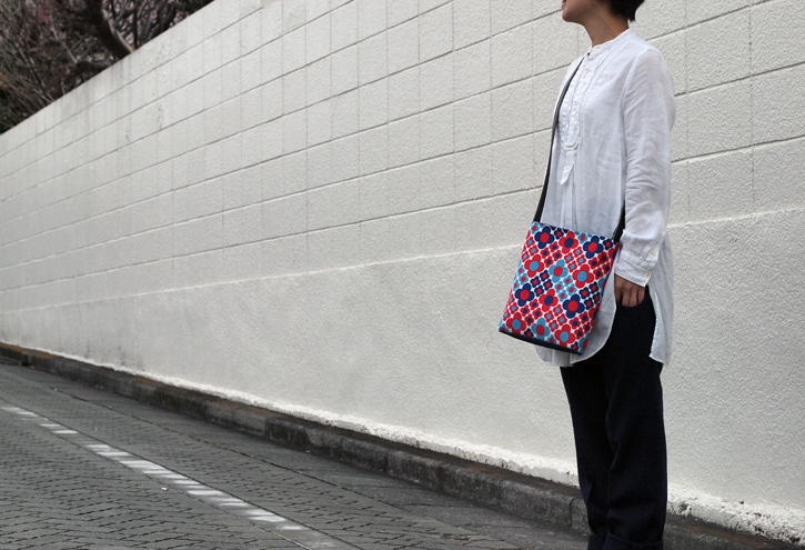 春はshoulder bag_e0243765_147169.jpg