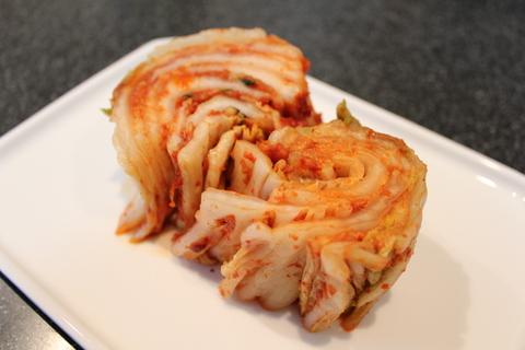 東大門の食堂みたいに、韓国風焼き魚定食_a0223786_1258574.jpg
