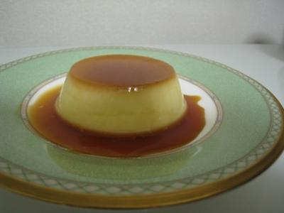 1月5日(土) 洋菓子  マフィンとカスタードプリン_d0138307_13214616.jpg