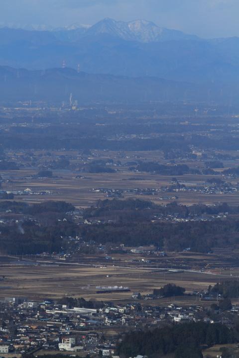 那須の山を背に - 2013年新春・真岡 -  _b0190710_2110247.jpg