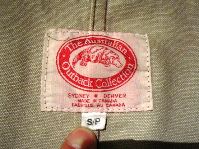 """Used \""""1970s J-WFS(WEP)JK & The Australian Outback Collection\"""" ご紹介_f0191324_9141880.jpg"""