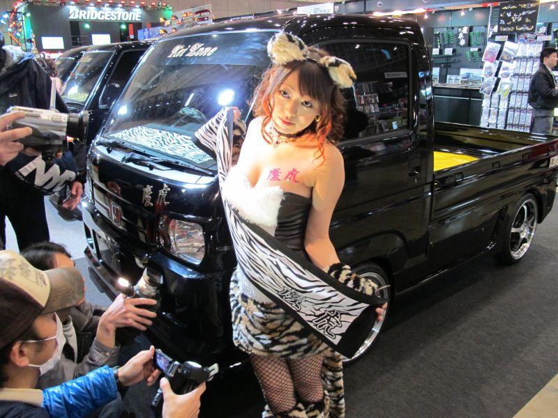 「東京オートサロン2013」と恥骨の共振_f0076731_10314129.jpg