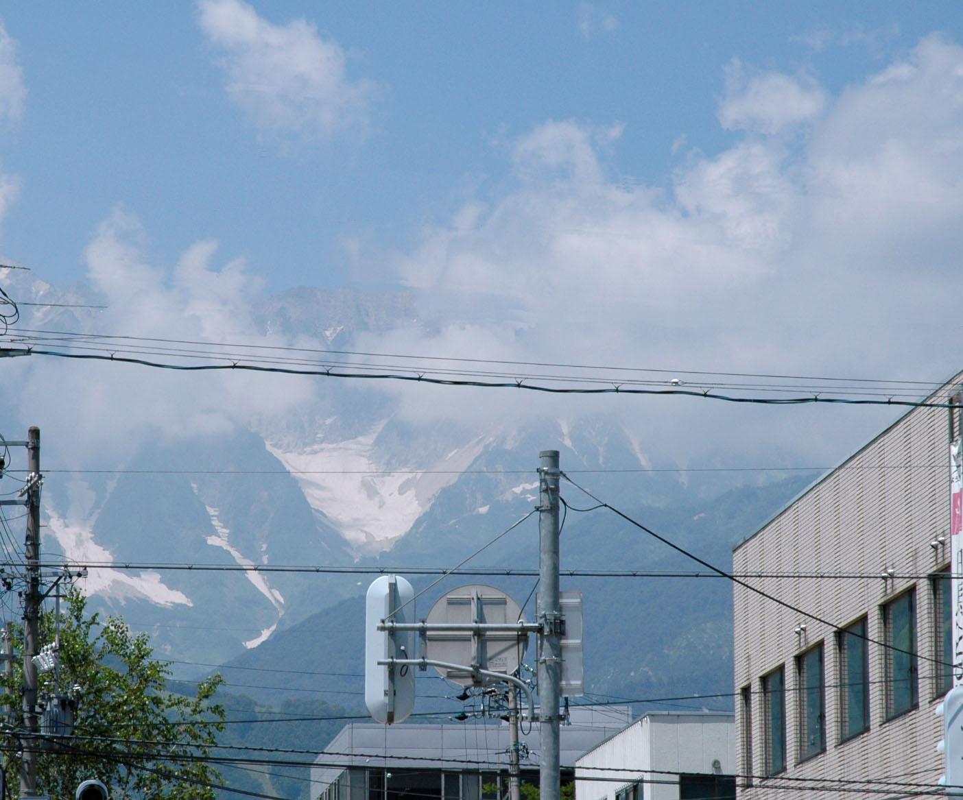 北アルプス 白馬岳_a0147436_1604351.jpg