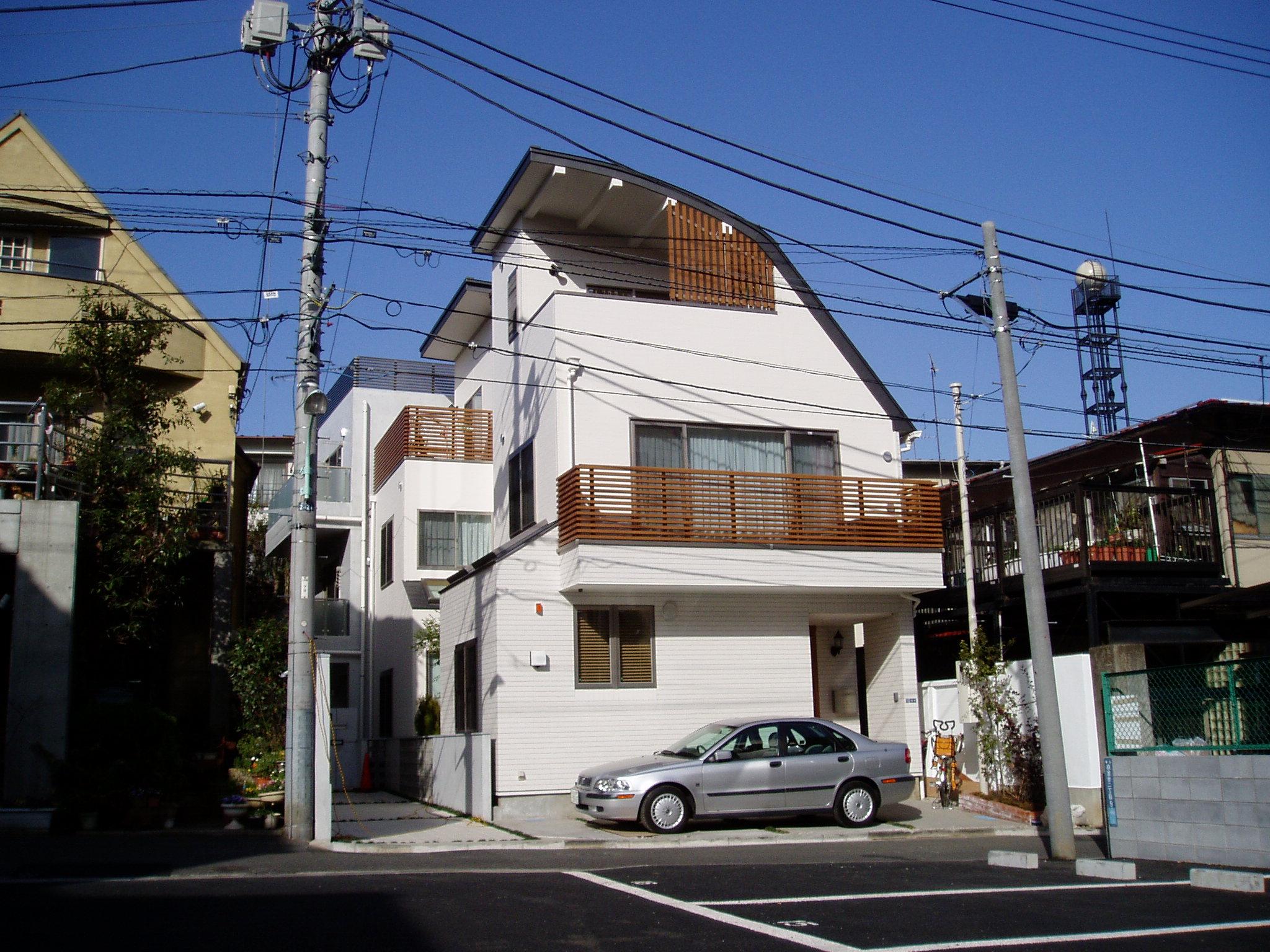 白金台の家 完成♪_a0147436_1604817.jpg