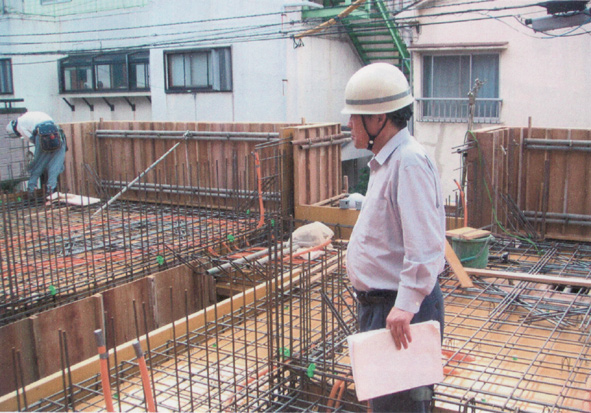 賃貸ワンルームマンション施工検査_a0147436_1611297.jpg