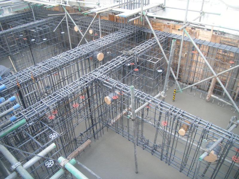 TKプロジェクト -基礎コンクリート打設-_a0147436_1611393.jpg