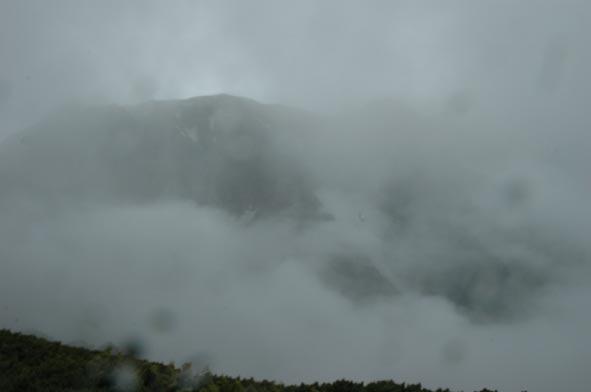 雨の八方尾根_a0147436_1611455.jpg