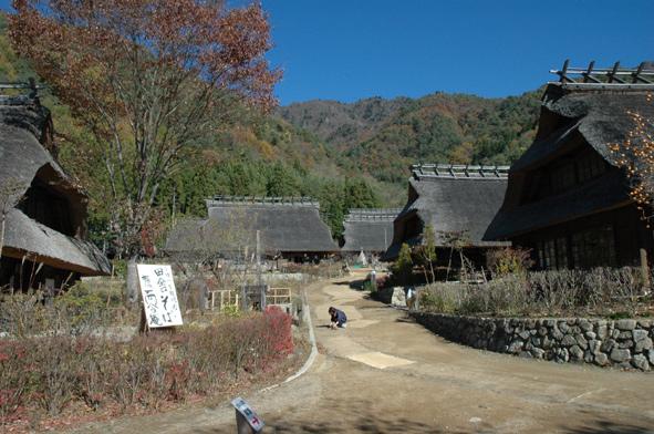 重要伝統的建造物群保存地区 赤沢宿を訪ねる_a0147436_161851.jpg