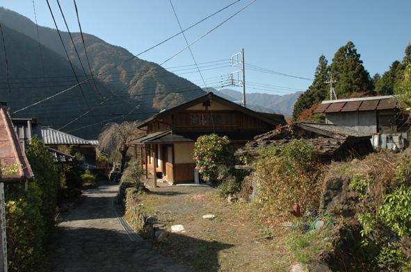 重要伝統的建造物群保存地区 赤沢宿を訪ねる_a0147436_161863.jpg
