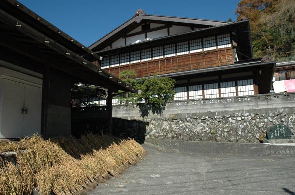 重要伝統的建造物群保存地区 赤沢宿を訪ねる_a0147436_161865.jpg