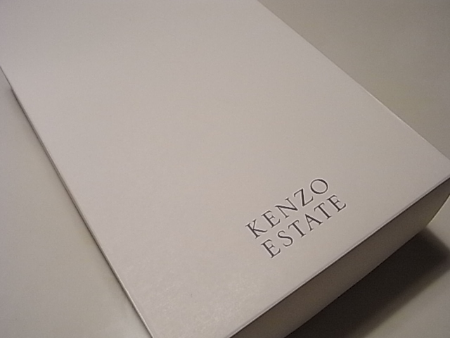 今年初、KENZO ESTATE_b0145846_18532210.jpg