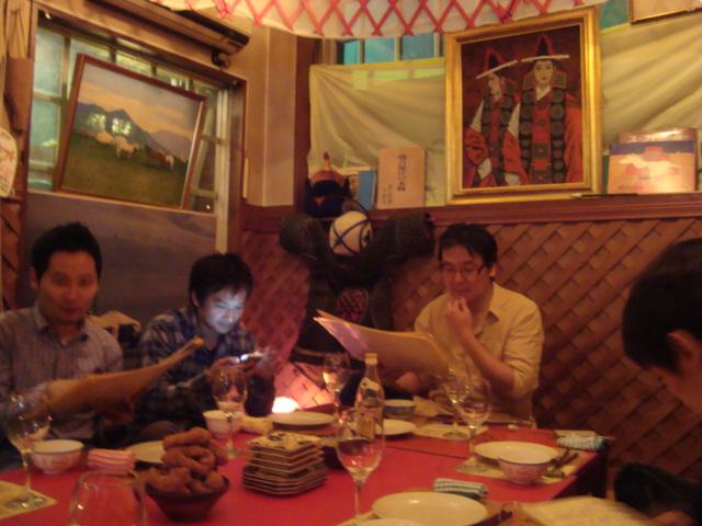 巣鴨「モンゴル料理 シリンゴル」へ行く。_f0232060_20181121.jpg