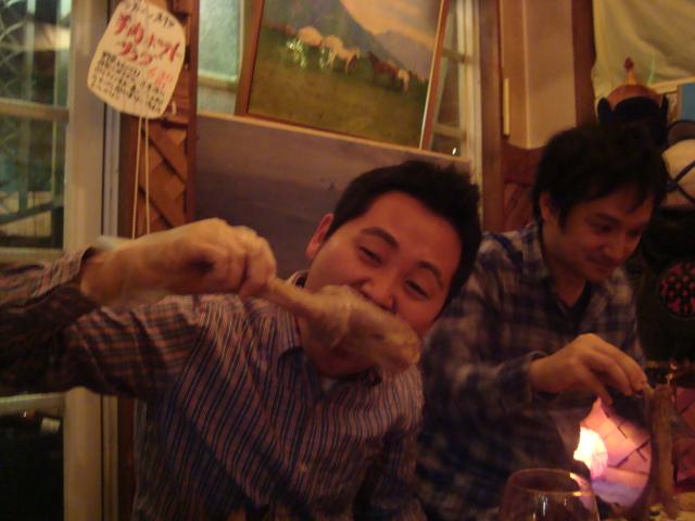 巣鴨「モンゴル料理 シリンゴル」へ行く。_f0232060_20331187.jpg