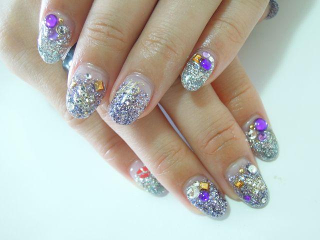 Purple Nail_a0239065_2075719.jpg
