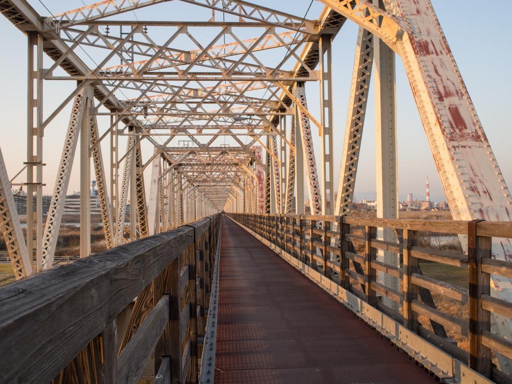 「赤川鉄橋 2013」_a0133692_20294295.jpg