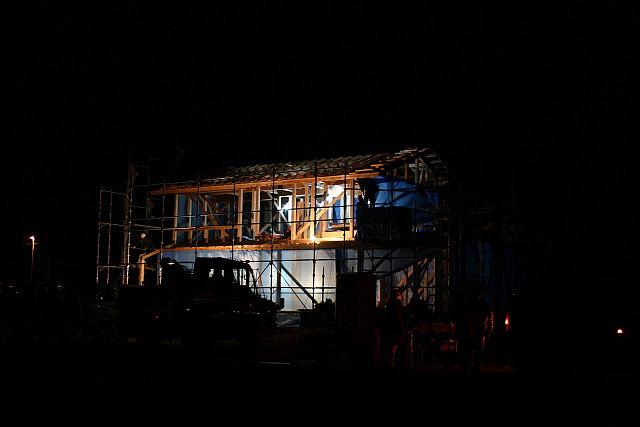 平島の家case2 上棟_e0145995_22465028.jpg
