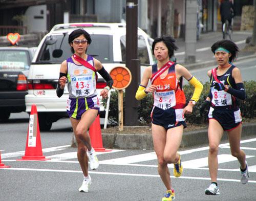 皇后杯 31回全国女子駅伝_e0048413_18183427.jpg