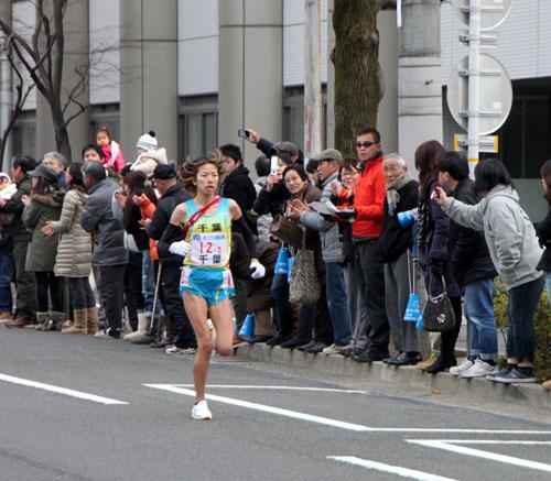 皇后杯 31回全国女子駅伝_e0048413_1822099.jpg