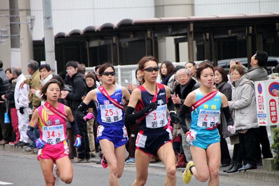 皇后杯 31回全国女子駅伝_e0048413_18235738.jpg
